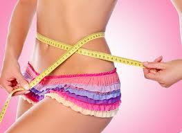 Таблица параметров тела девушки